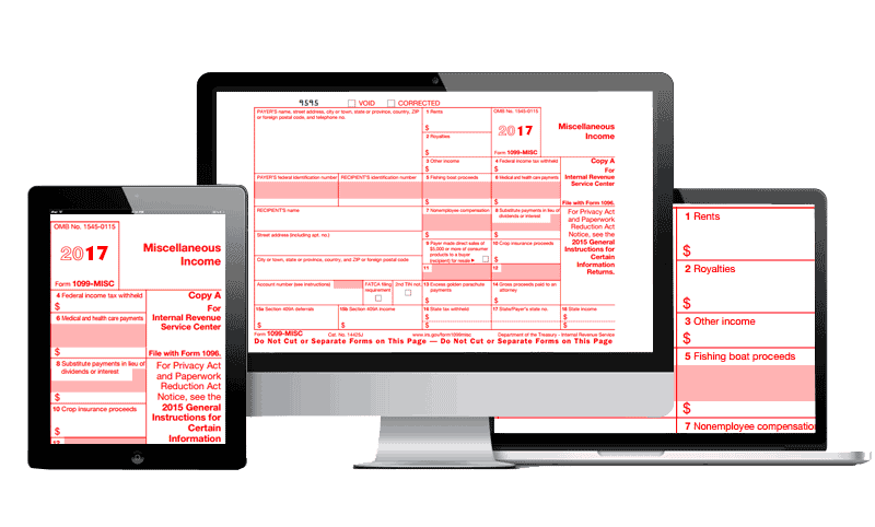 What Is Form 1099 Misc Tax1099