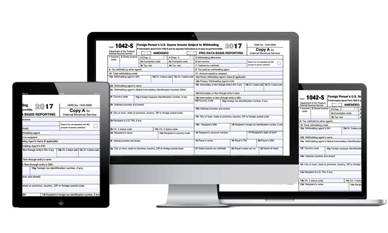 Form 1042 S Tax1099