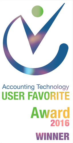 Accounting Technology User Favourite Award 2016