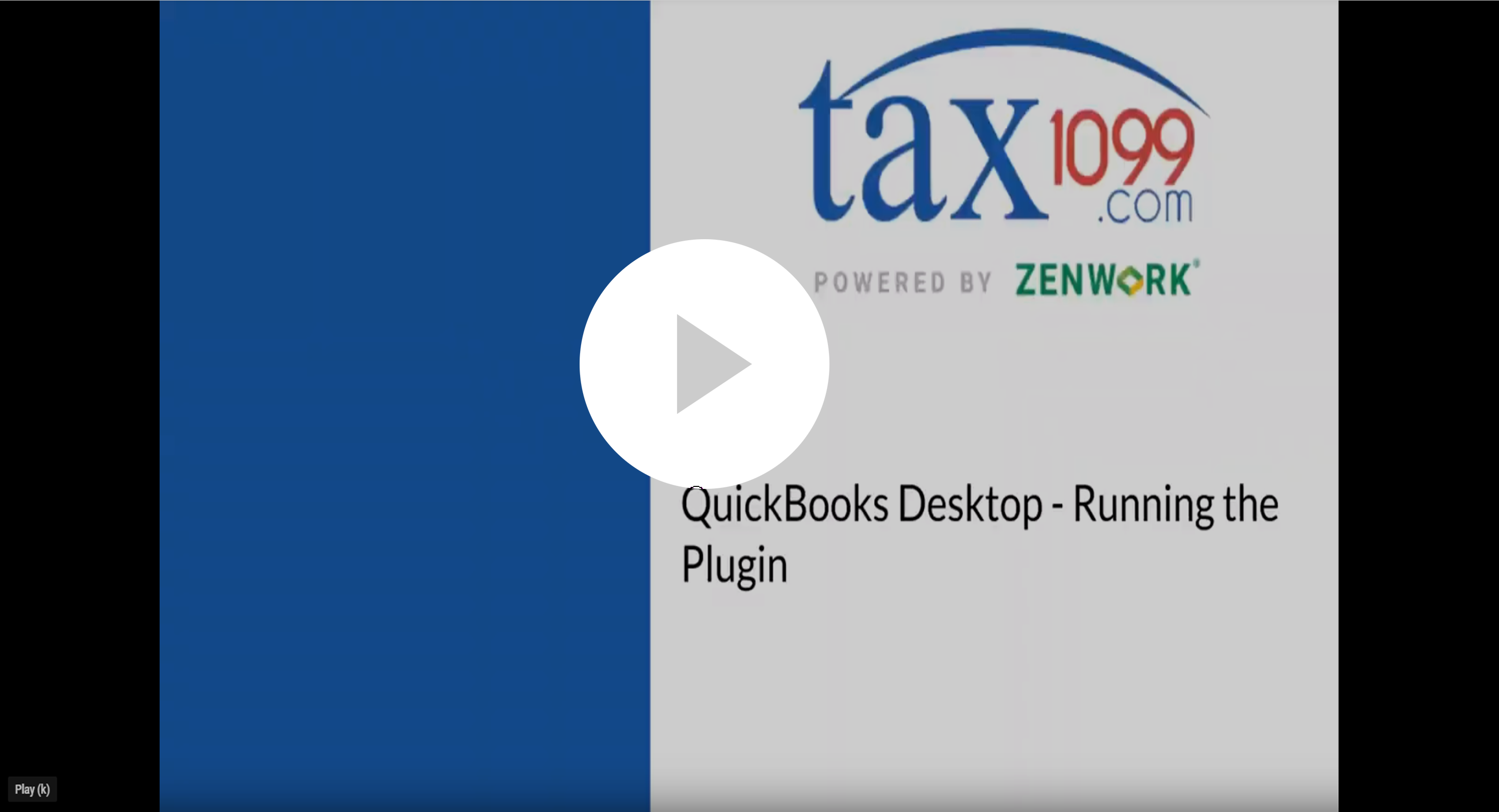 Quickbooks Desktop Demo