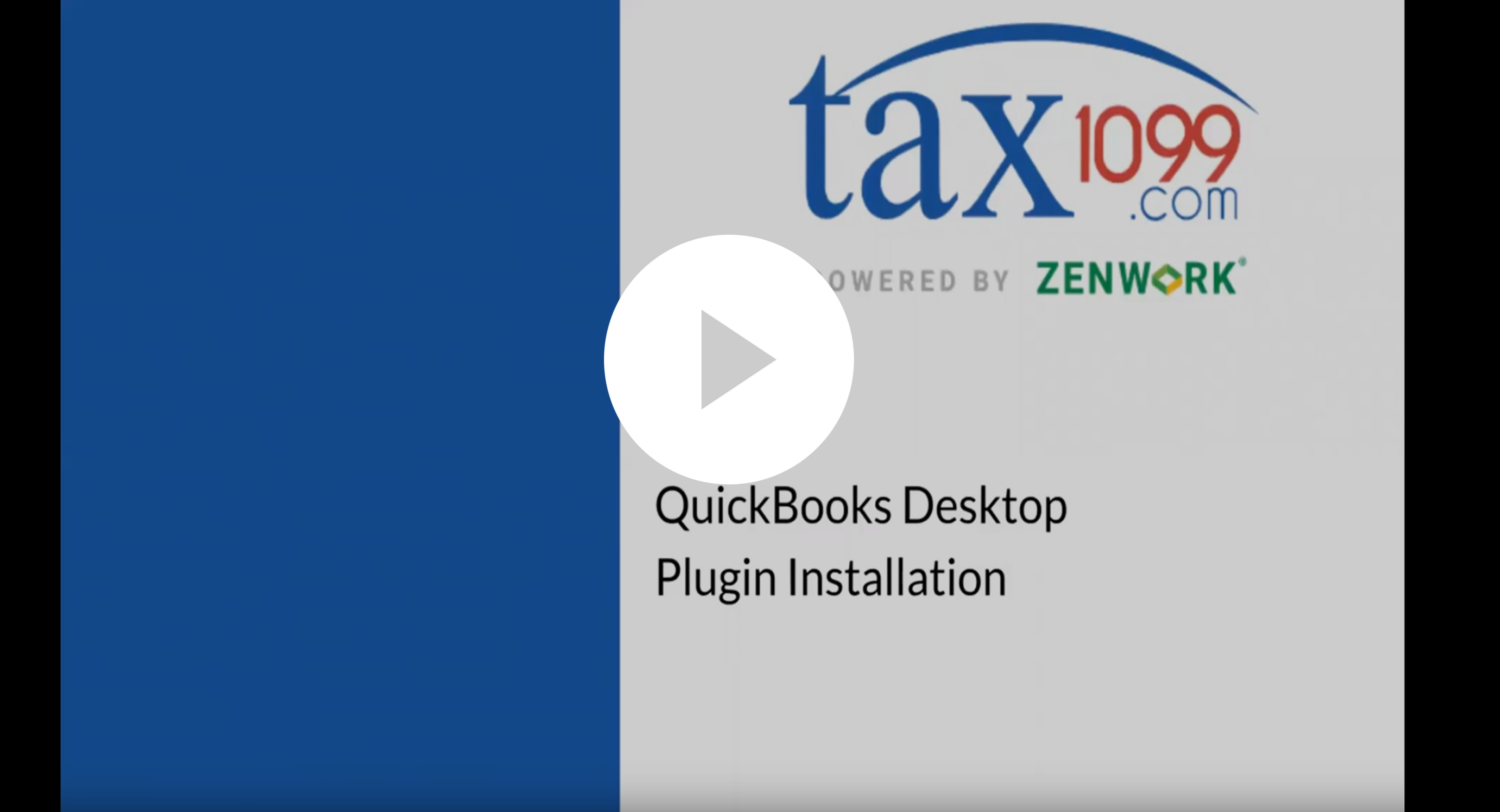 Quickbooks Desktop Plugin Installation