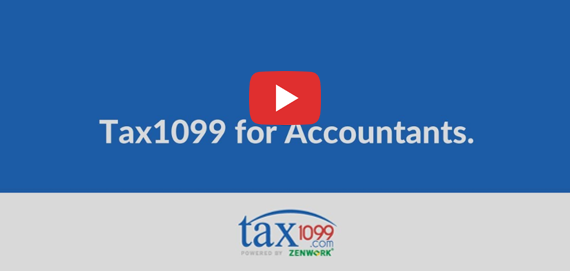 Tax1099 For Accountants