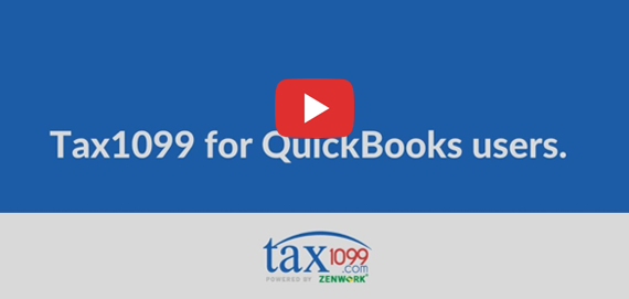 Tax1099 for Quickbooks Users
